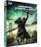 El Amanecer Del Planeta De Los Simios - 3d Blu-Ray [Blu-ray]