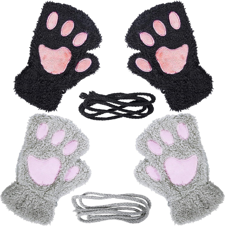 Loritta 2 Pairs Cat Paw...
