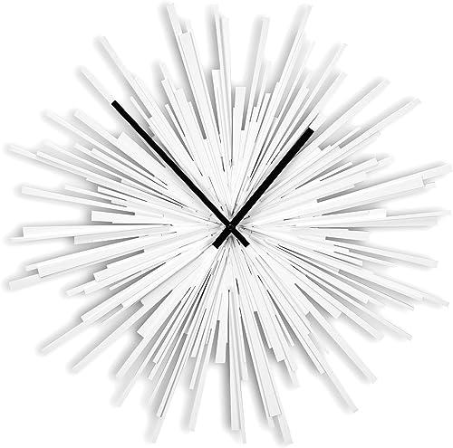 Umbra Starburst Extra Large 24-Inch Molded Wall Clock