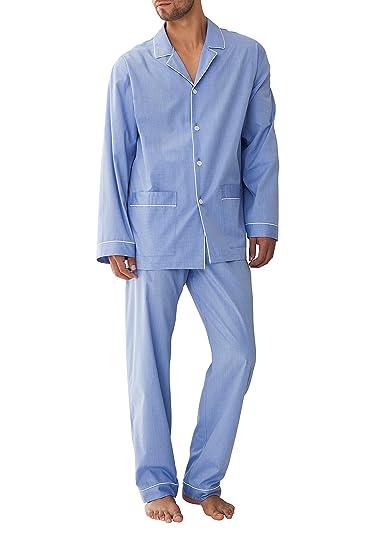 dcaffce506 Zimmerli Men s Plain Woven Nightwear at Amazon Men s Clothing store