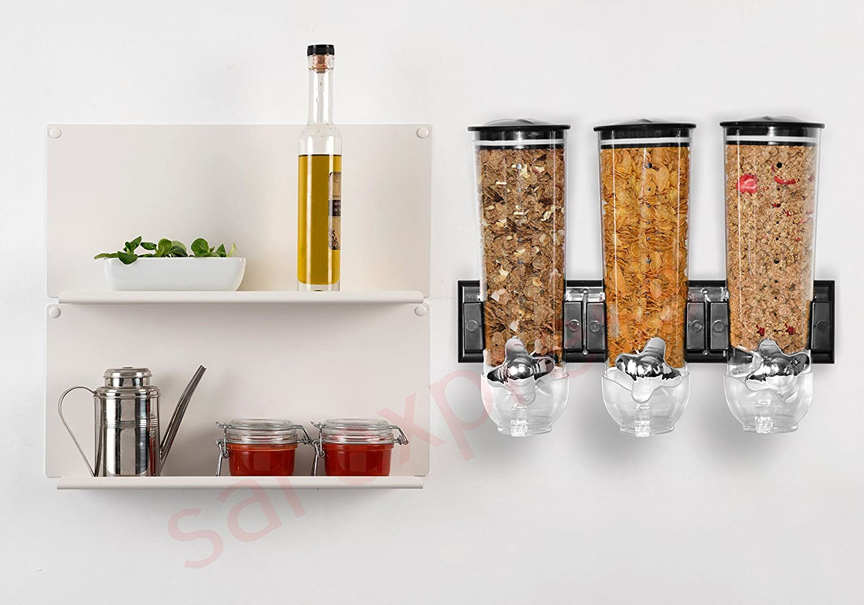 cerealienspender wandmontage