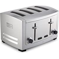 All-Clad TJ804D Stainless Steel 4-Slot Toaster