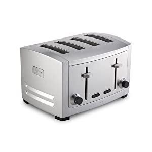All-Clad 1500578131 Toaster 4-Slice Stainless Steel
