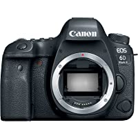 Canon EOS 6D Mark II Digital SLR Camera Body (Certified Refurbished)