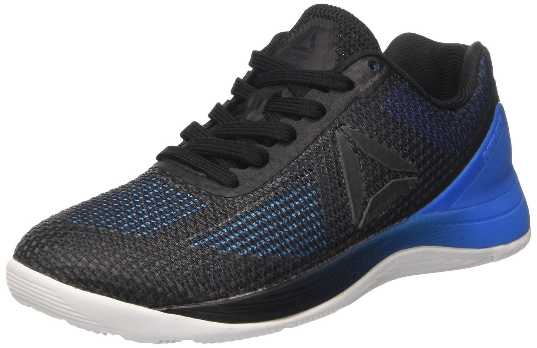 Reebok R Crossfit Nano 7.0, Zapatillas de Running Unisex 35 EU W|Azul (Blue Beam/Horizon Blue/Black/White/Lead)