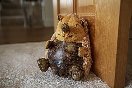 28cm Weighted Decorative Doorstop Elephant Door Wedge