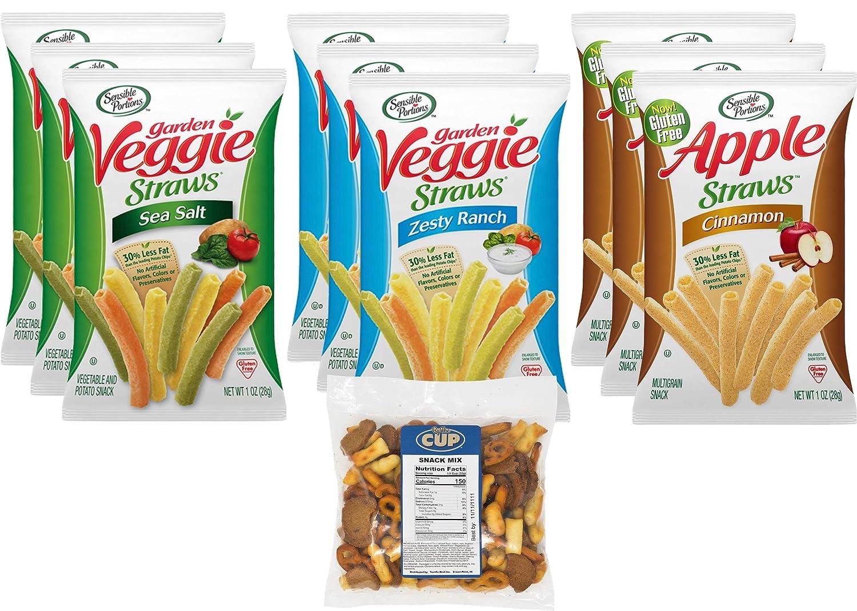 Bolsas sensibles para verduras y manzanas, pack variado, 9 ...