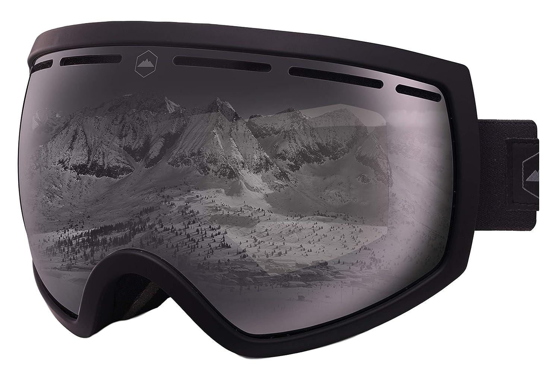 85e1e5c92824 Amazon.com   Ski   Snowboard Goggles - Dual-Layer Lens Snow Goggles ...