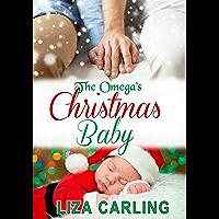 The Omega's Christmas Baby: M/M Non-Shifter Alpha/Omega MPREG (English Edition)