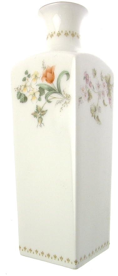 Amazon Wedgwood Mirabelle 5 Inch Square Bud Vase Design M3
