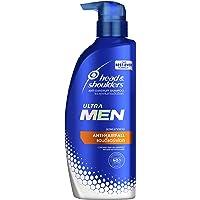 Head & Shoulders Ultra Men Anti-Hairfall Anti-Dandruff Shampoo, 480ml