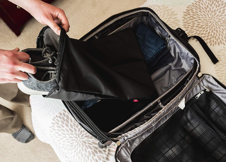 zapatos STNKY ropa de lavander/ía surtida Bolsa para transportar y lavar ropa de gimnasio