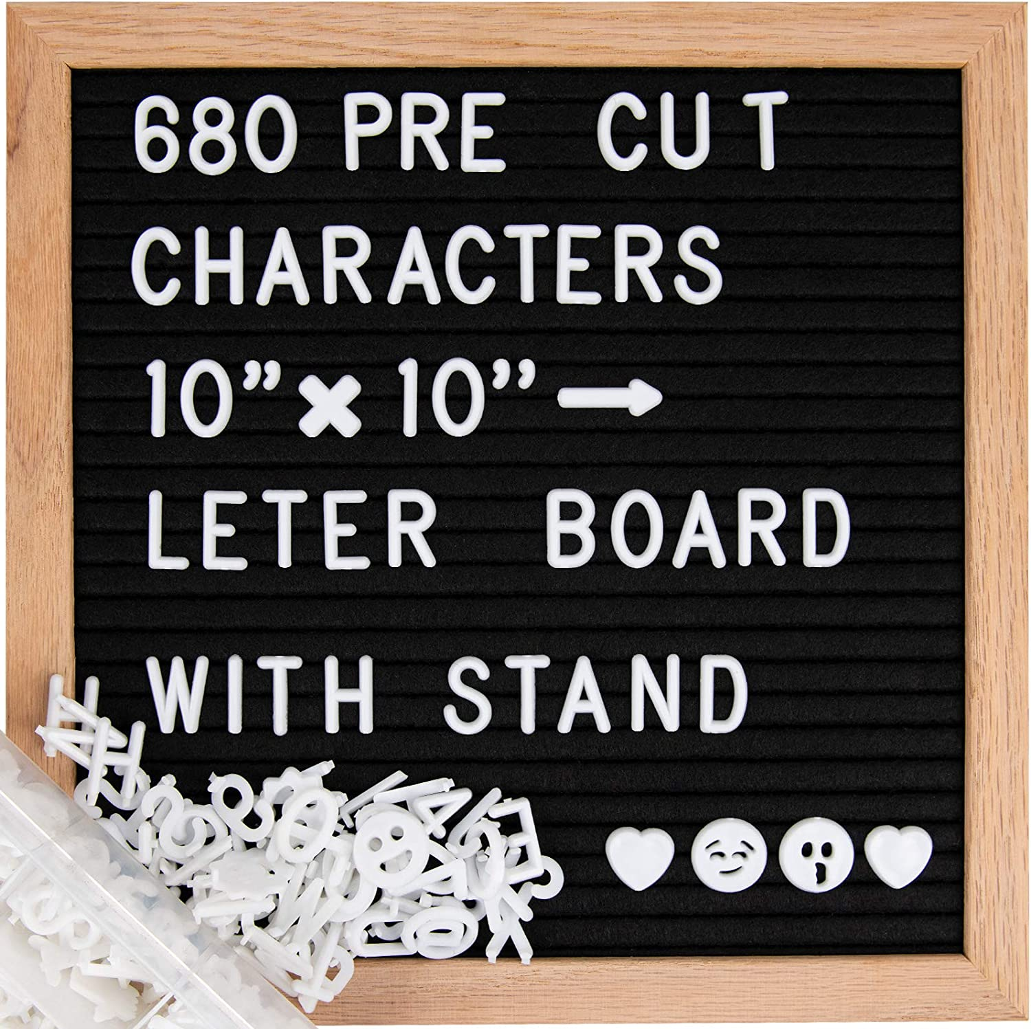 Shop ABELL Felt Letter Board from Amazon on Openhaus