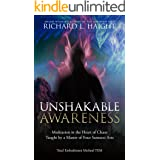 Unshakable Awareness: Meditation in the Heart of Chaos, Taught by a Master of Four Samurai Arts (Total Embodiment Method TEM)