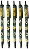 NFL Green Bay Packers Disposable Black Ink Click
