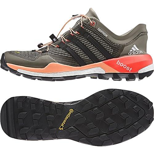 najlepsza wyprzedaż klasyczne dopasowanie buty temperamentu Amazon.com | adidas outdoor Terrex Boost Trail Running Shoe ...