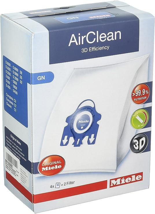 Miele 9153500 - Bolsas tipo GN de recambio con filtro para ...