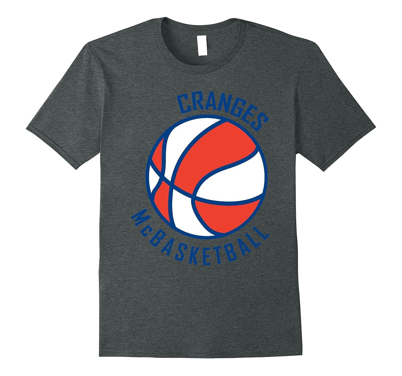 Cranges McBasketBall Shirt