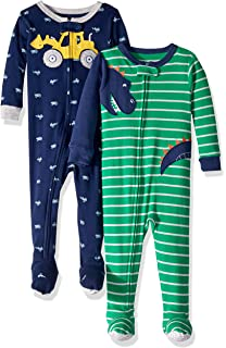 7ed75adeee38 Amazon.com  Simple Joys by Carter s Baby and Toddler Boys  3-Pack ...