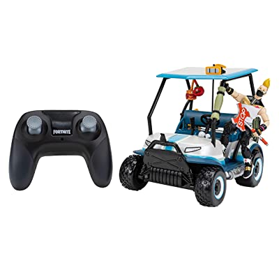 Fortnite ATK Vehicle with Figure (RC): Toys & Games