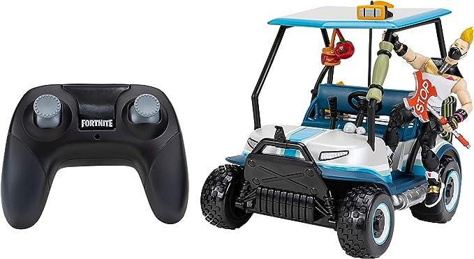 BRAND NEW!!! EPIC GAMES Fortnite Deluxe Figure All Terrain Kart VEHICLE