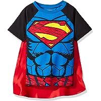 DC Comics Camiseta con Capa - Supermán