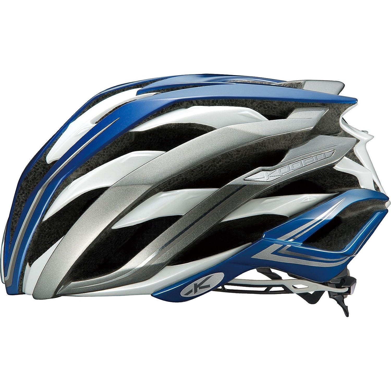 OGK KABUTO(オージーケーカブト) ヘルメット WG-1 ブルーガンメタ サイズ:XS/S   B00C8ZDLUG