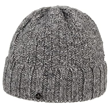 615c66281d1175 Cable Knit Hat with Cuff Lierys knit beanie wool beanie (One Size - grey):  Amazon.co.uk: Clothing