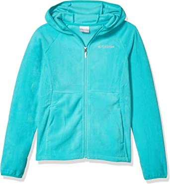 Columbia baby-girls Fast Trek II Fleece Hoodie Fleece Jacket