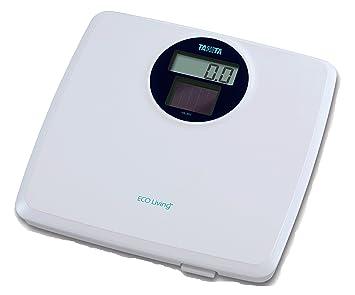 Tanita HS-302 Eco Living - Báscula solar, color blanco: Amazon.es: Salud y cuidado personal