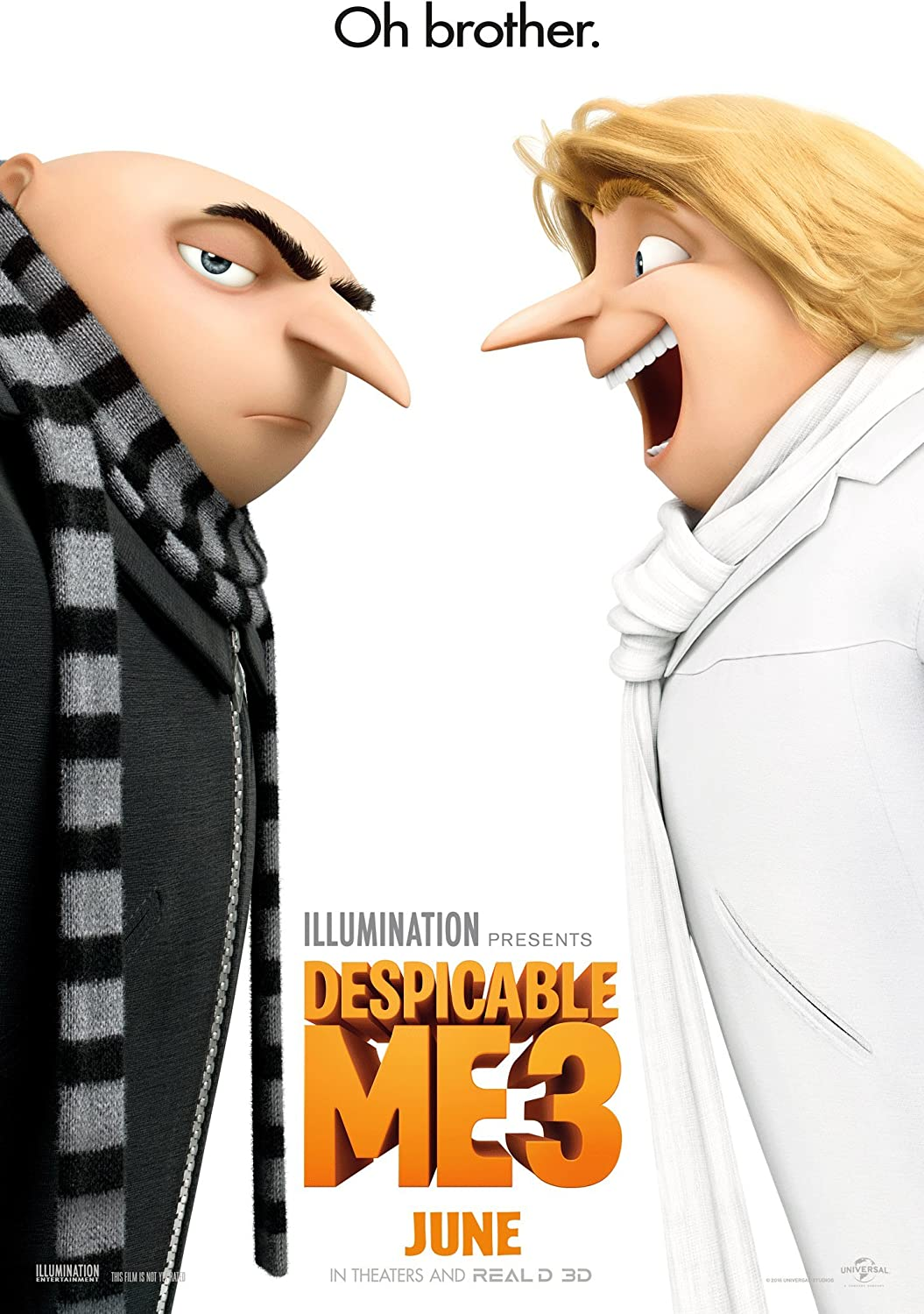 Cant wait for the weekend Poster 61x91,5cm Despicable Me 3