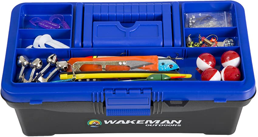 Spar Set 5 X Delta Fishing Tackle Box 27x18,5X4,0CM Organizer Twister Box Sha