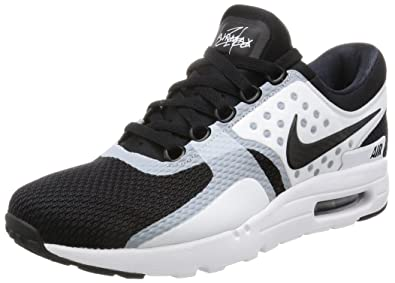 nike air max zero essential black