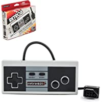 Retro-Bit NES - Controller - Wired - 8-Bit - Classic Color (Retro-Bit) - Standard Edition