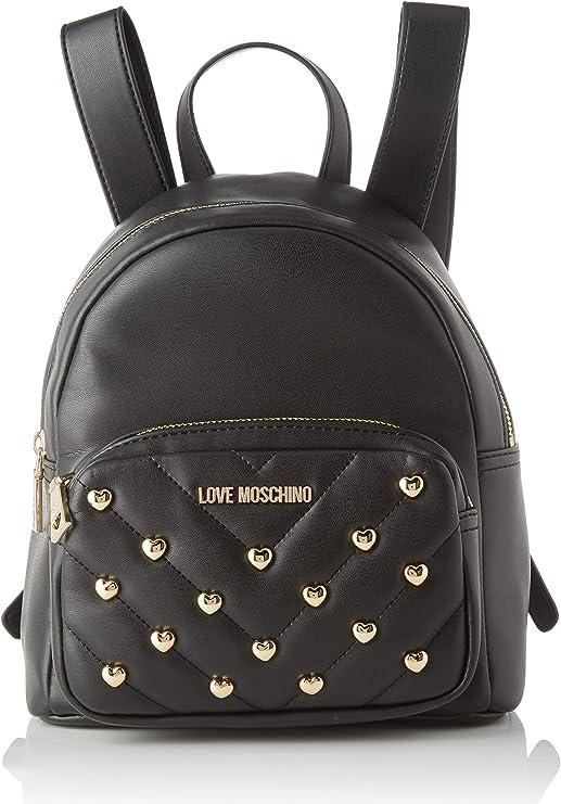 LOVE MOSCHINO woman shoulder bag JC4171PP1ALH100B UNICA Nero