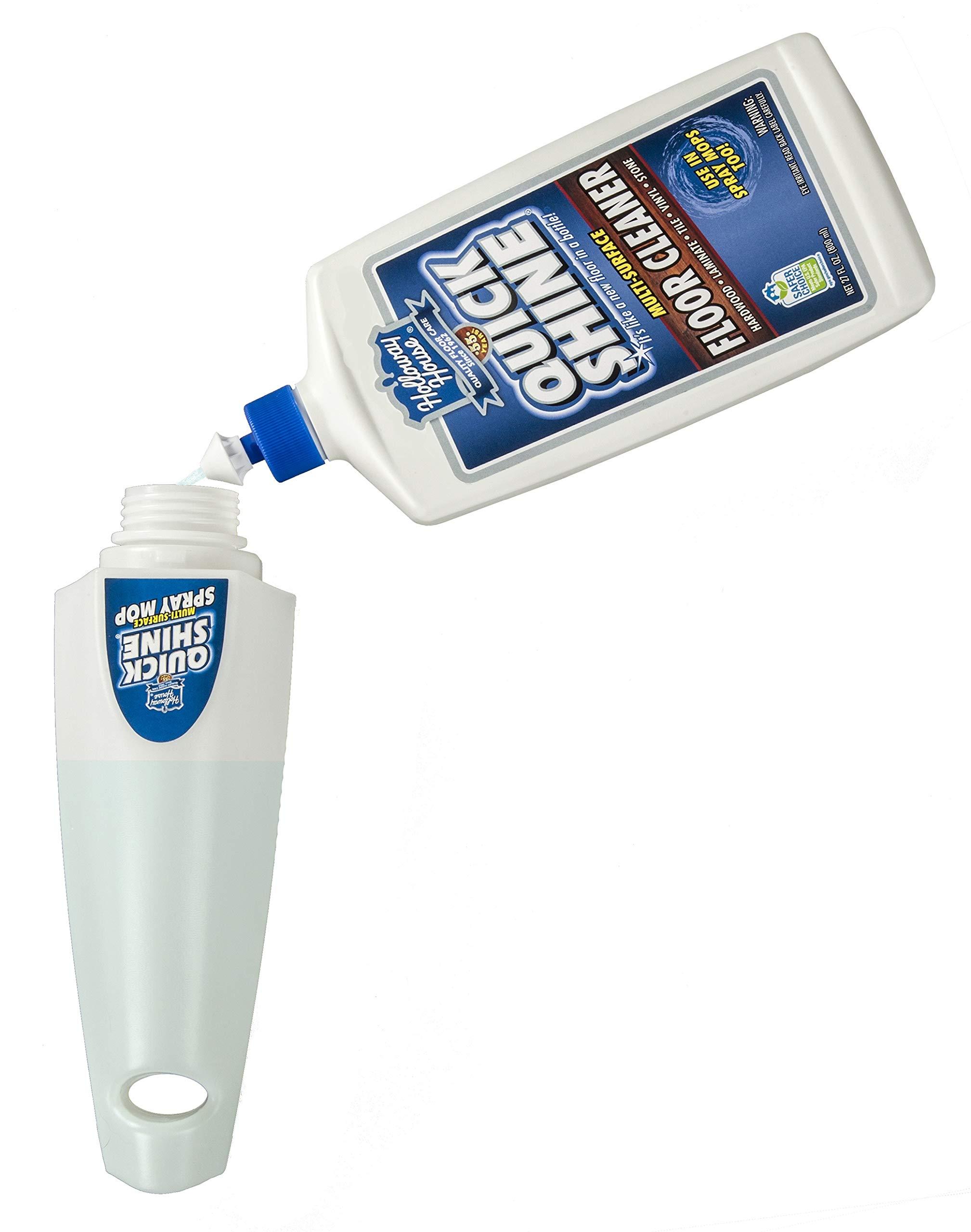 Quick Shine 1270-00020U Multi-Surface Spray Mop