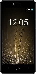 BQ Aquaris U Lite - Smartphone de 5 (WiFi, Bluetooth 4.2, Qualcomm Snapdragon 425, Quad Core, 16 GB de Memoria Interna, 2 GB de RAM, cámara de 8 MP, Android 6.0.1 Marshmallow)