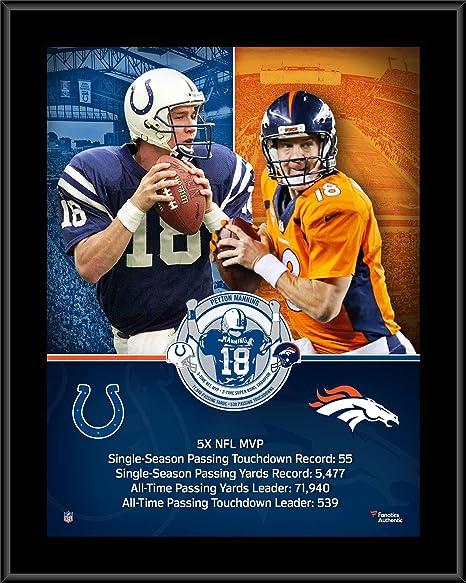 671d07d0 Peyton Manning Denver Broncos/Indianapolis Colts 10.5