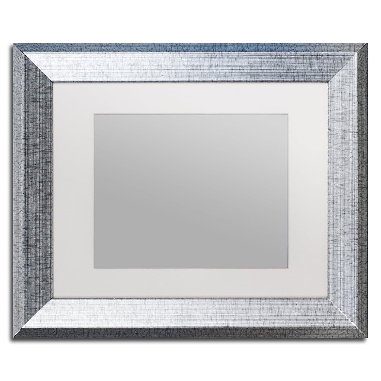 Amazon.de: Markenzeichen Fine Art Robuste, 11 x 14 silber ...
