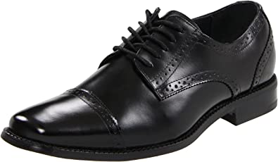 Mens Delmont Oxford,Black,7 M US Stacy Adams