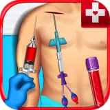 dentist games - Blood Draw Surgeon & Operation - Central, PICC Line, & Injection Doctor Games FREE