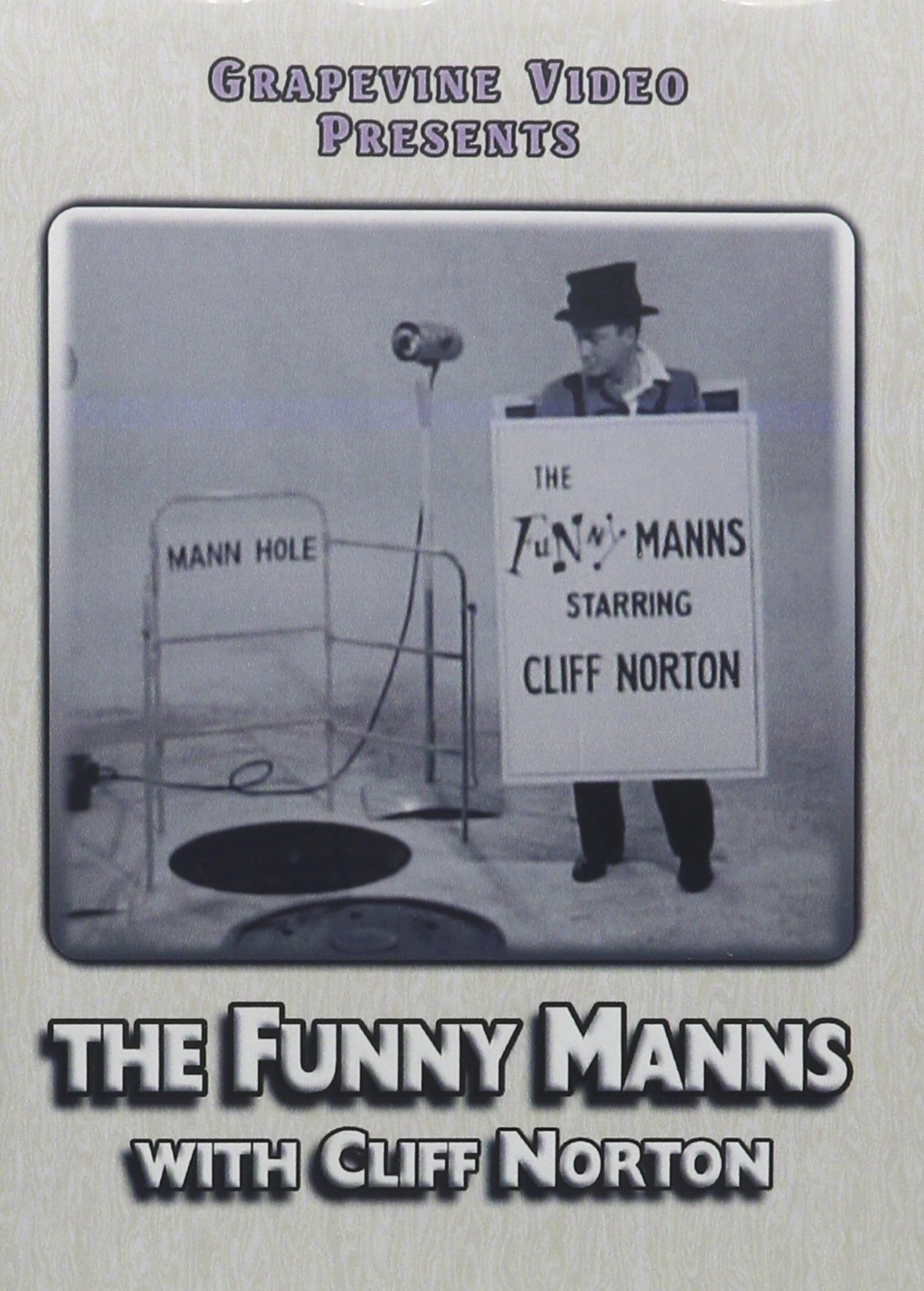 DVD : The Funny Manns With Cliff Norton (DVD)