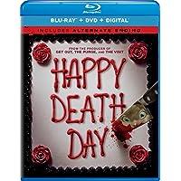 Happy Death Day [Includes Digital Copy] [Blu-ray/DVD]