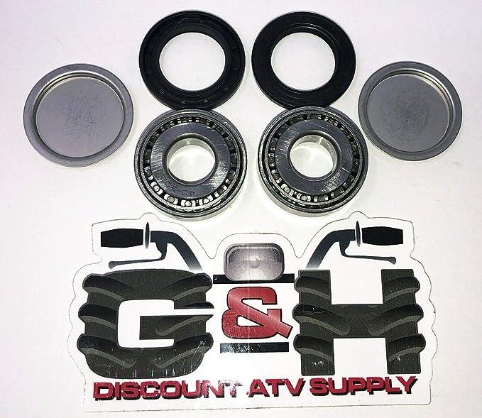 Calidad basculante rodamientos sello Kit para el HONDA TRX 400 450 Foreman ATV