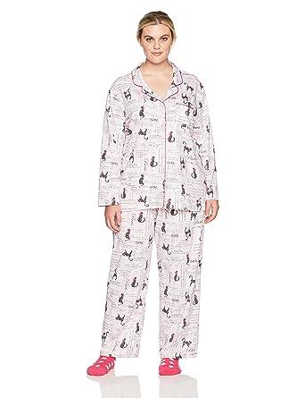 Karen Neuburger Women s Pajamas Set Pj with Sock at Amazon Women s ... 87f6ddfee
