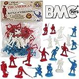 BMC Revolutionary War Plastic Army Men - 34...