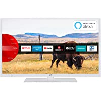 JVC LT-32V55LWA 81 cm (32 Zoll) Fernseher (Full HD, Triple-Tuner, Smart TV, Prime Video, Bluetooth)