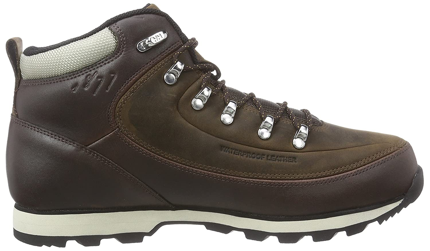 Mens The Forester Warm Lined Classic Boots Short Length Helly Hansen MO97YST