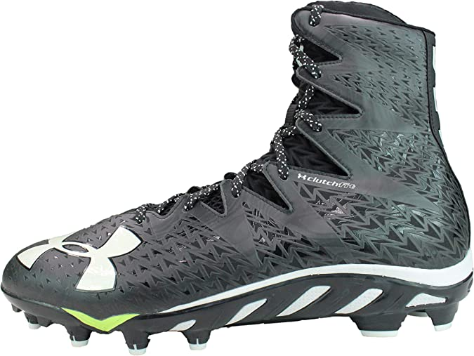 Under-Armour Clutch Fit SPINE Full Boot Football Cleats #11.5,#13New
