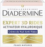 Diadermine - Crème Anti-Rides Nuit Expert Rides 3D - 50 ml